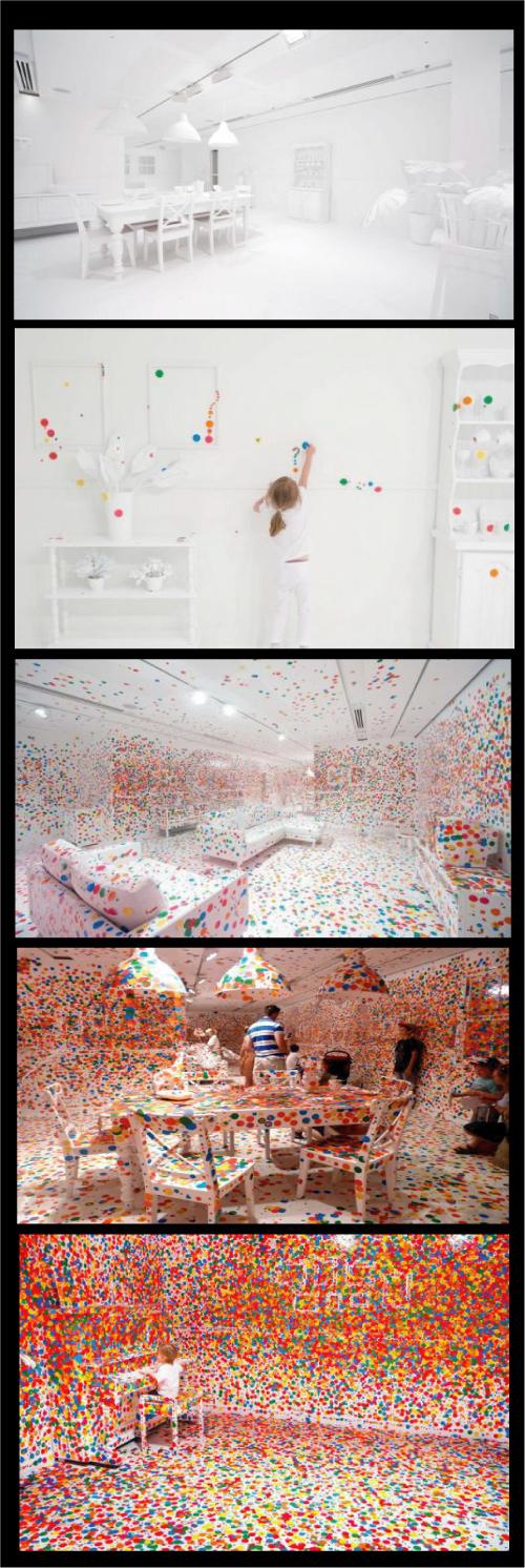 Gallerie d'art moderne- Brisbane- Australie- décorer une chambre enfant- chiara stella home