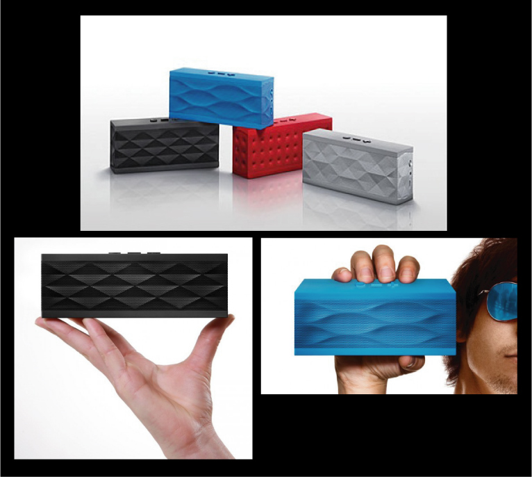 JAMBOX/ipad/iphone/enceinte bluetooth
