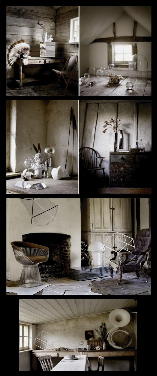 intérieur de Irina graewe- décoratrice intérieure, styliste photo par chiara stella home