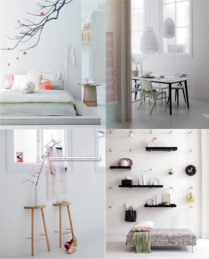 Un style japonisant dans la déco - appartement Japonais - by chiara stella home