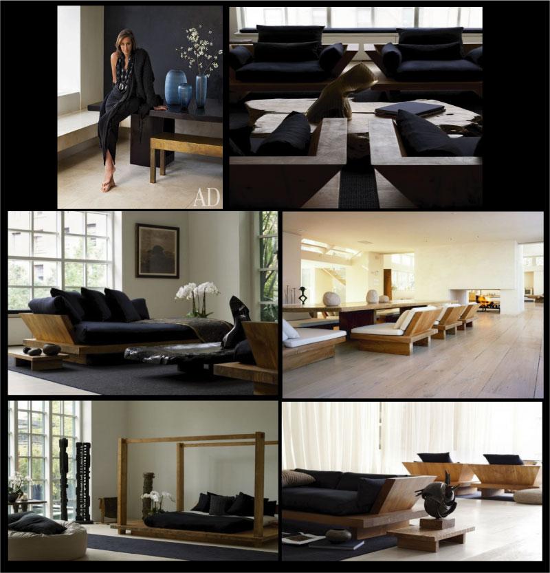 donna karan DKNY - mobilier zen - chiara stella home