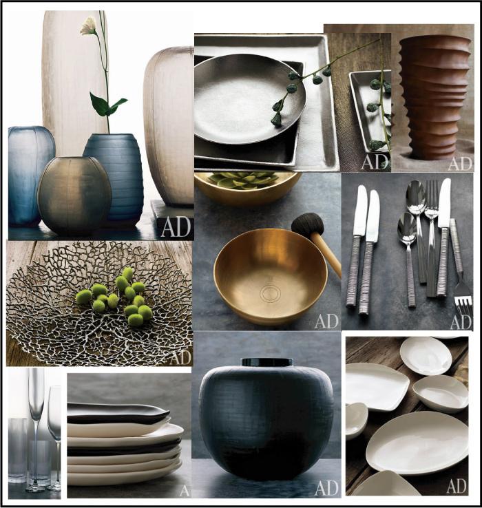 donna-karan home collection - collection pour la maison DKNY - chiara stella home
