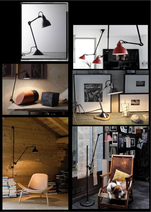 Lampe-Gras - lampe sans soudure ni vis, style industriel by chiara stella home
