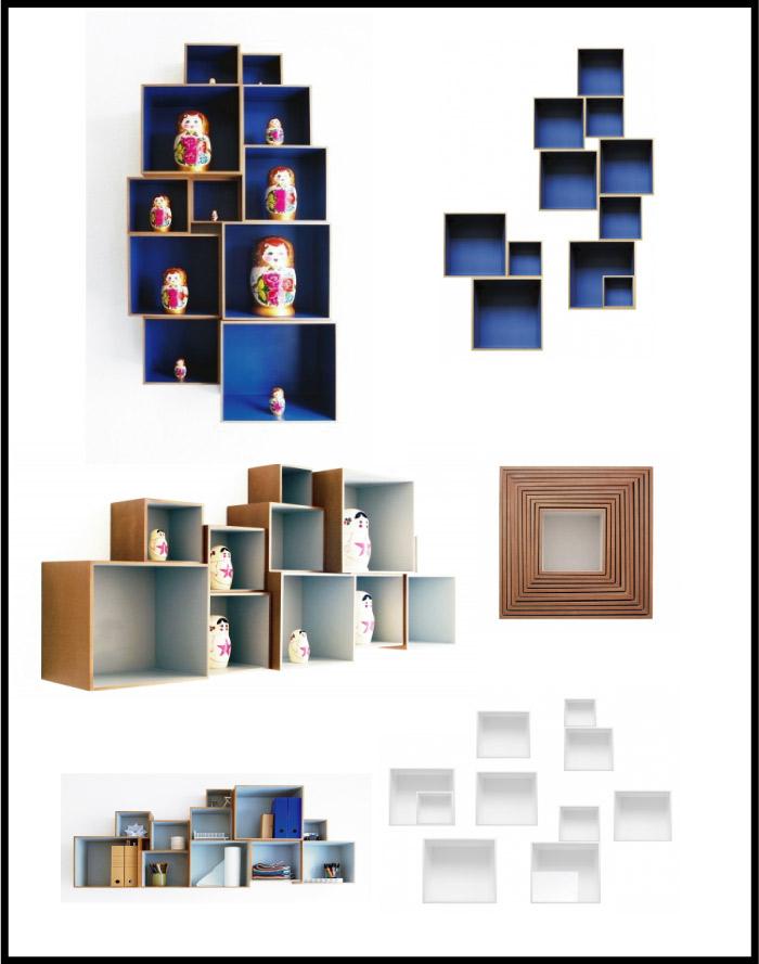 étagère Babouchka par OK DESIGN by chiara-stella-home