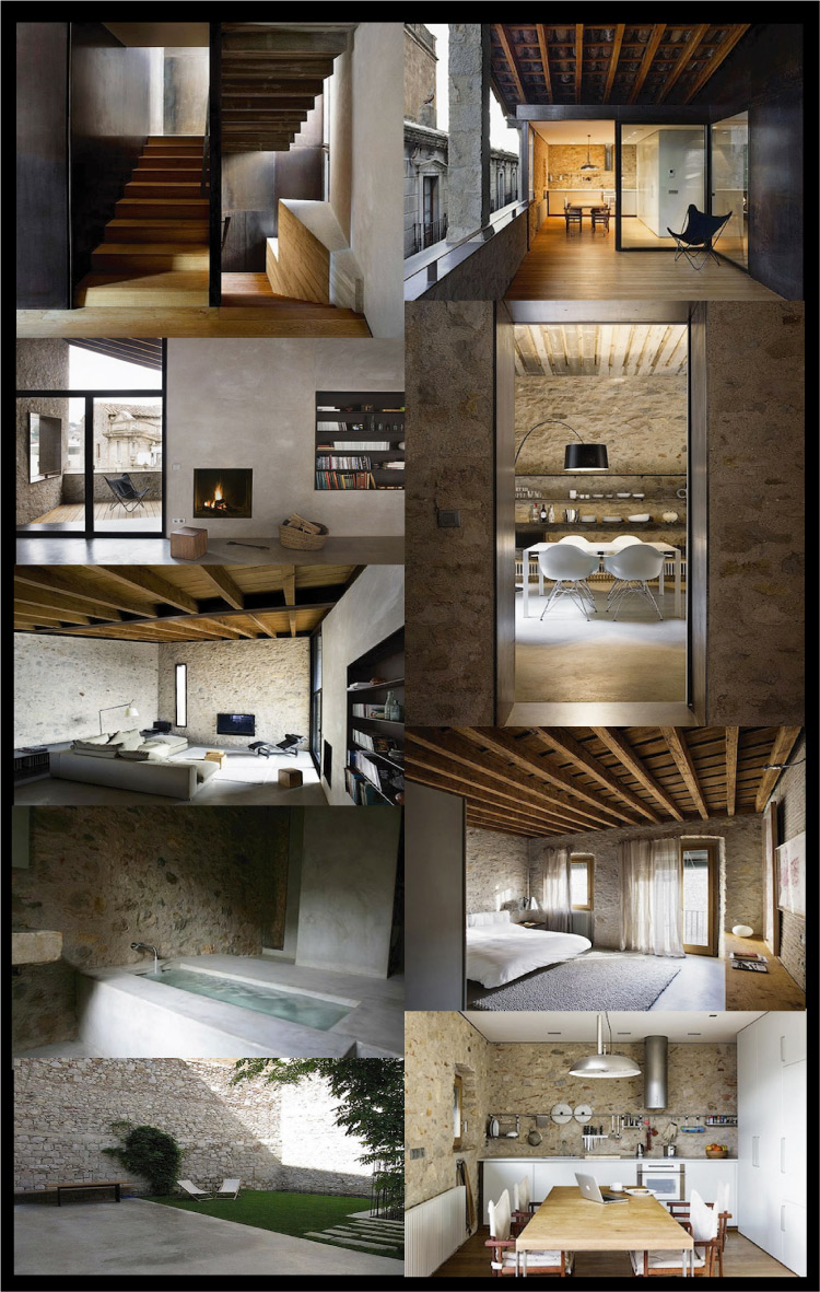 alemanys5 - architecture à Gerone par anna noguera by chiara stella home