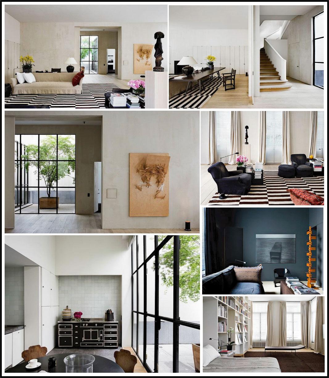 Vincent-van-duysen sa maison à anvers par-chiara stella home