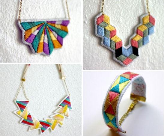 fashion accesoires géométriques par chiara stella home
