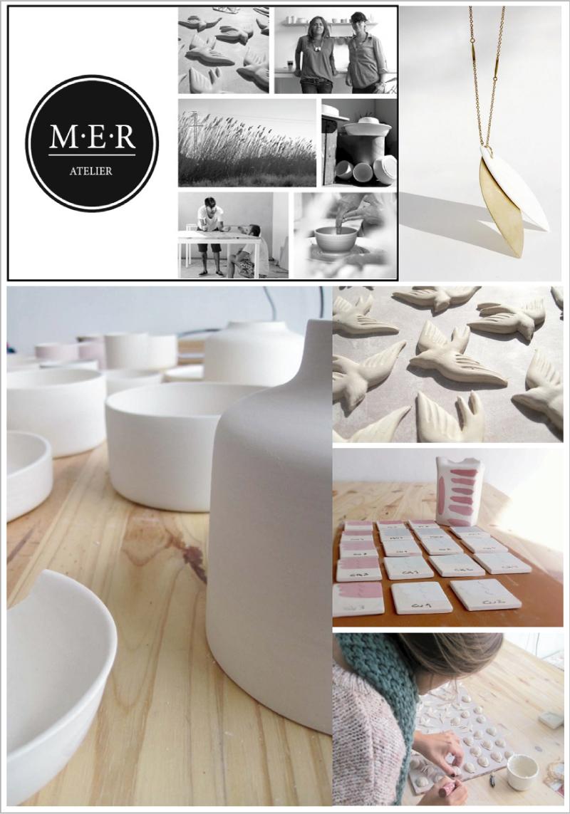 mer-atelier bijoux en céramique createur chez chiara stella home