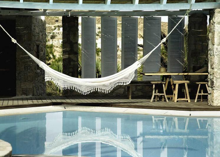 Design-Hotels-San-Giorgio-Mykonos - osier, lin beton chiara stella home