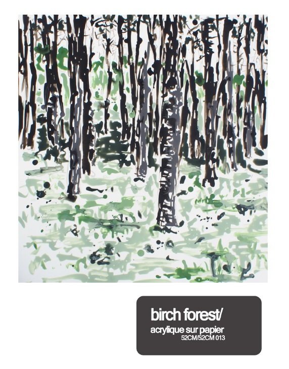 forest par olivier rocheau