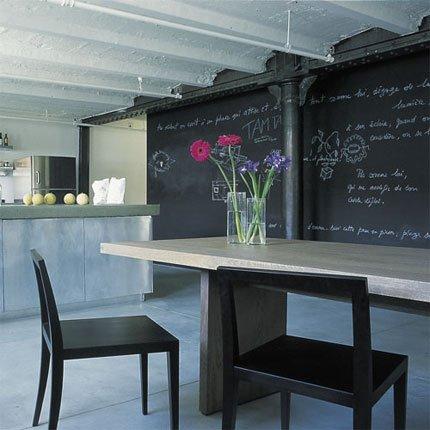 tableau noir cuisine chiara stella home
