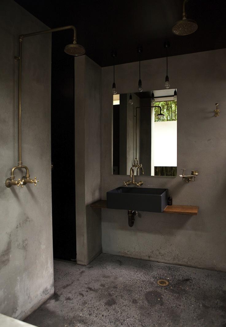 salle de bain beton par chiara stella home