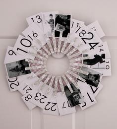 calendrier de l'avent DIY delia creates