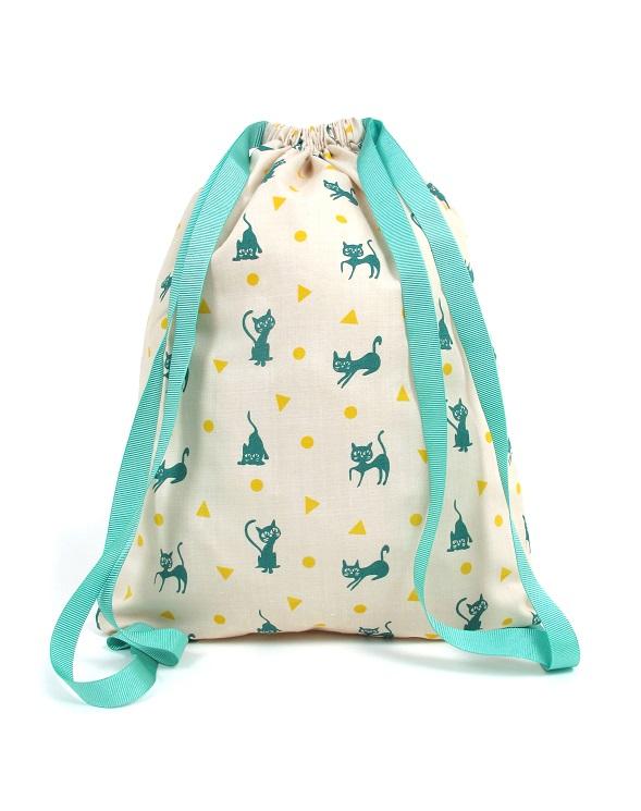 nobodinoz sac a dos enfant ecole chats verts chiara stella home2.jpg