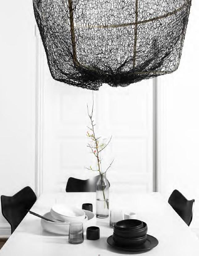 ByNord design scandinave noir et blanc by nord chiara stella home