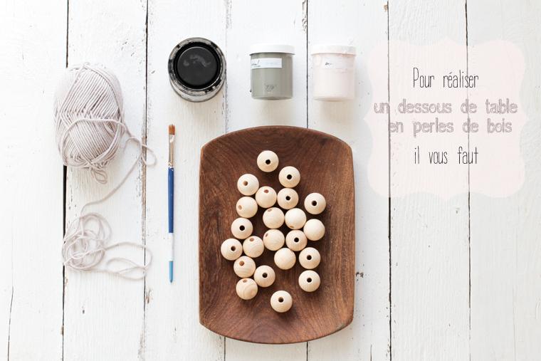 DIY perles de bois carnets parisiens2