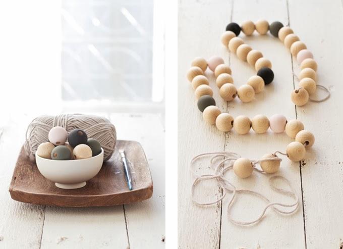 DIY perles de bois carnets parisiens5
