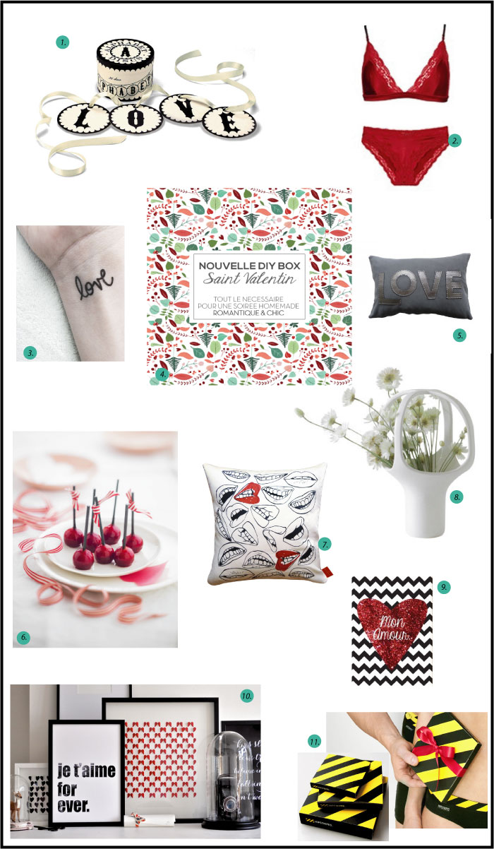st-valentin sélection shopping blog deco chiara stella home