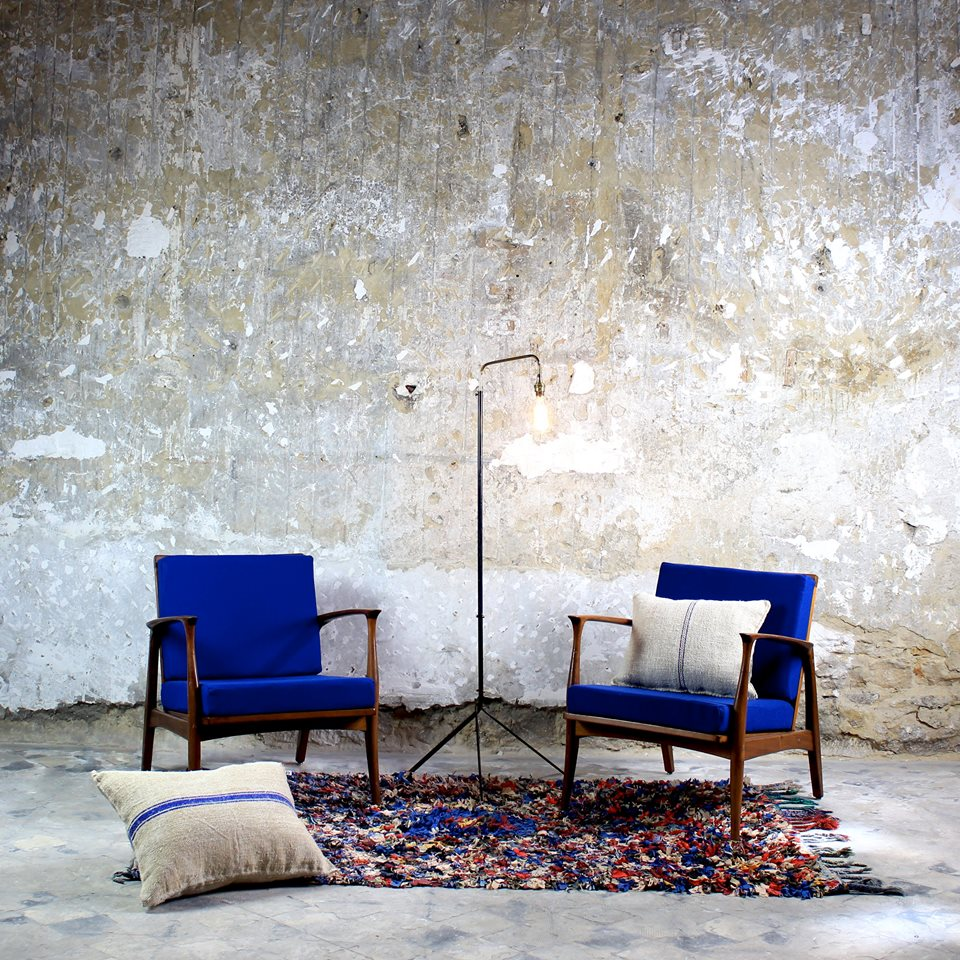 fauteuil scandinave fresh and vintage par chiara stella home