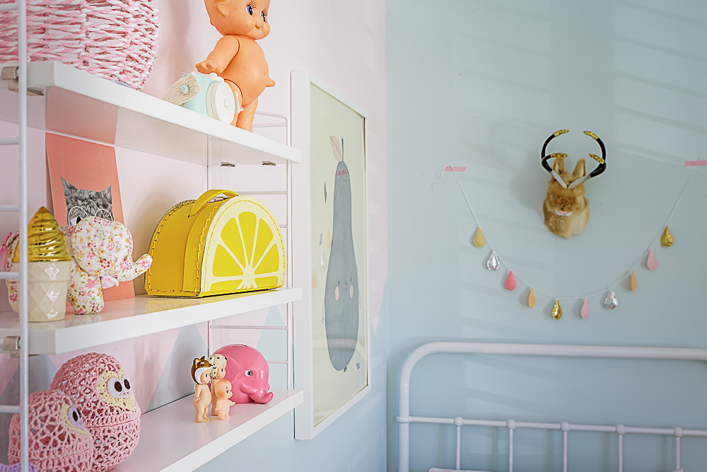 la chambre de georgia par Little Dwelling shopping chambre fille chiara stella home 6