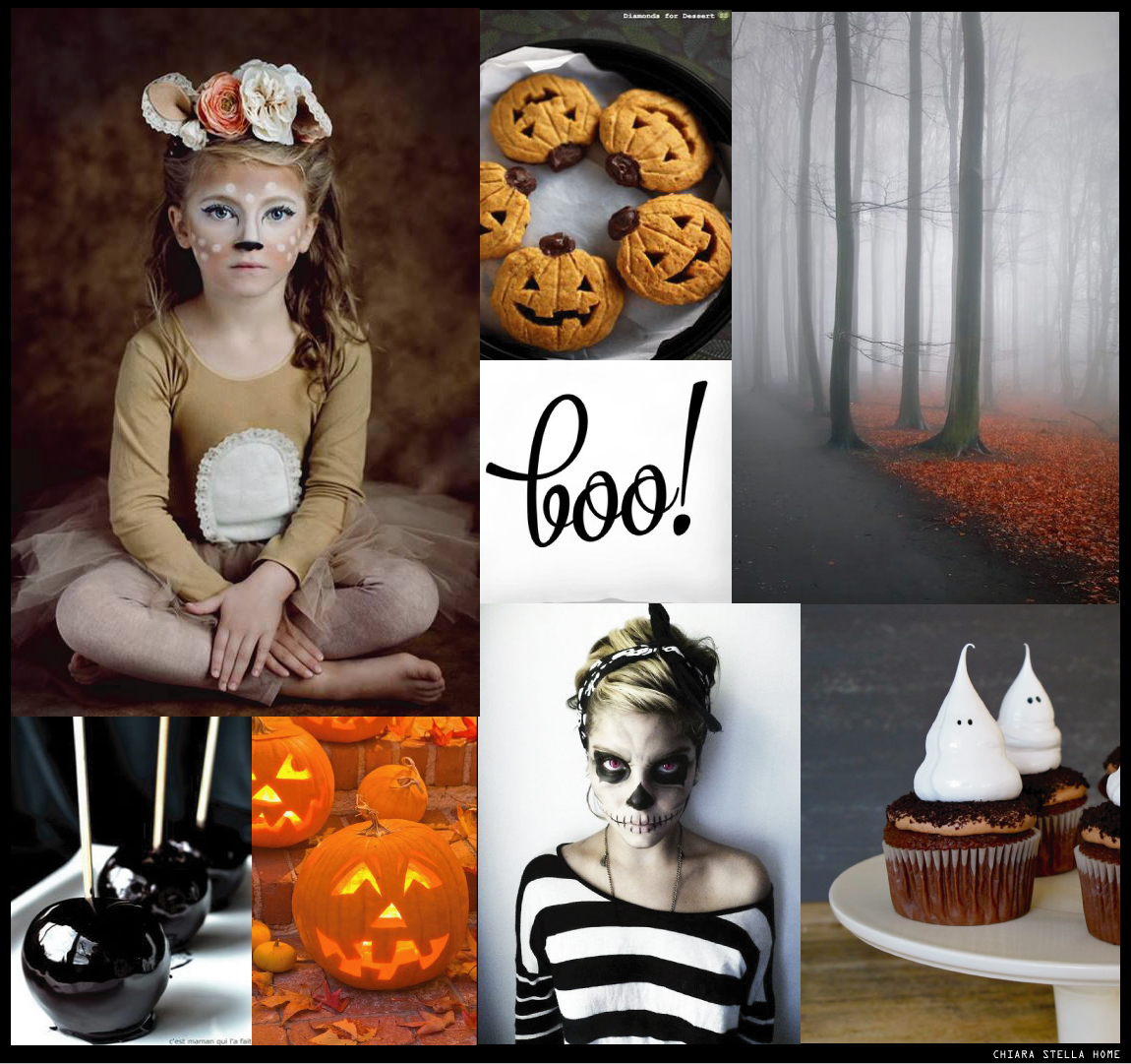 halloween mood board chiara stella home