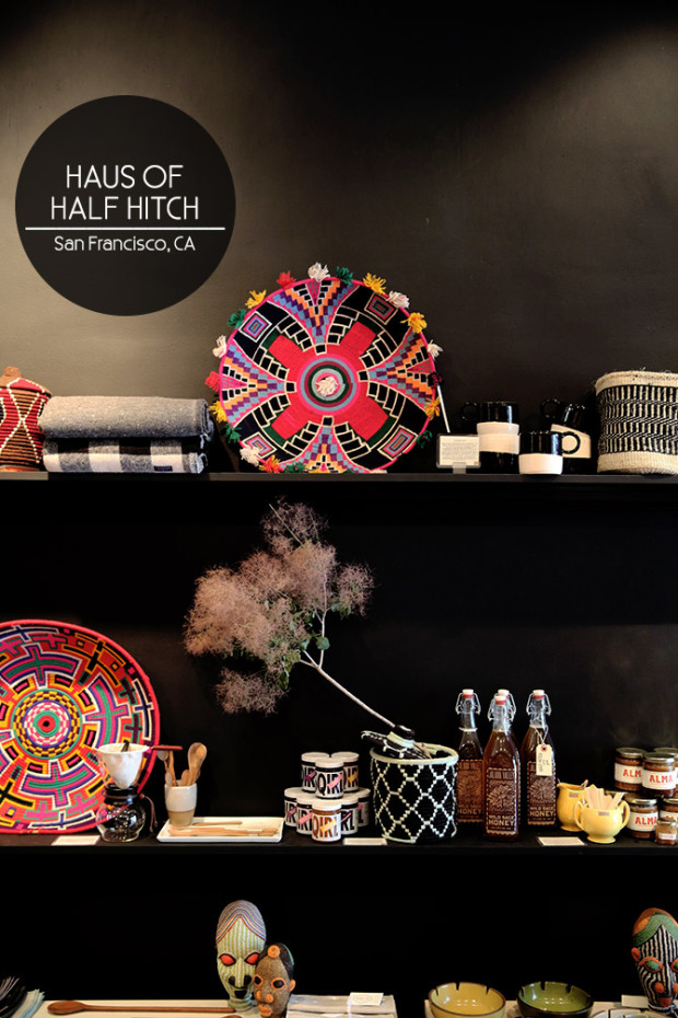 HAUS OF HALF HITCH boutique san francisco
