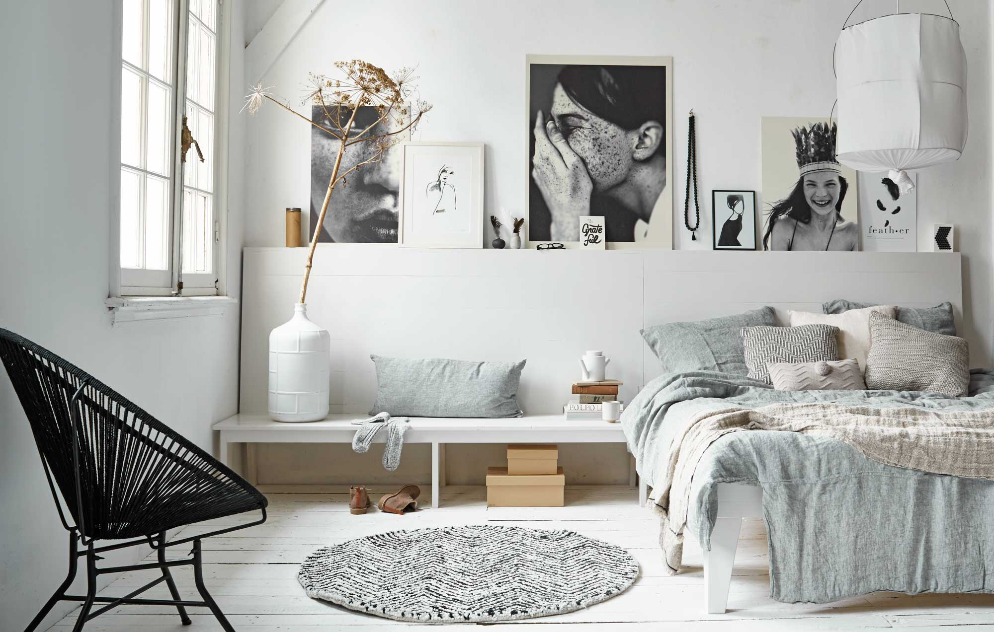 inspiration chambre scandinave