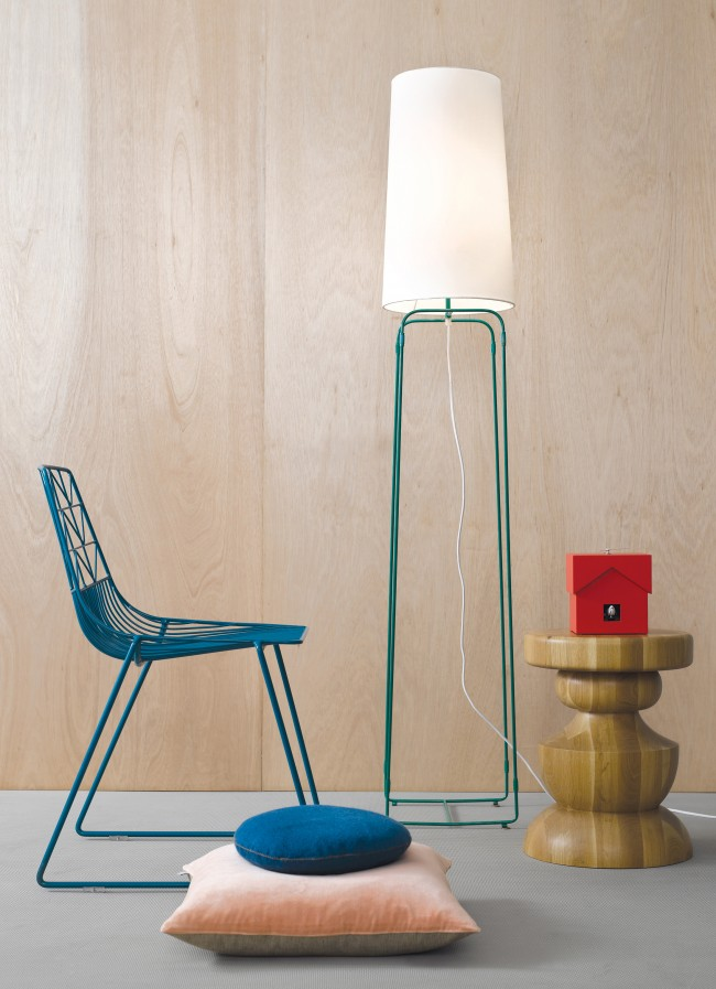 luminaire beton , cuivre josh and jenna par chiara stella home 5