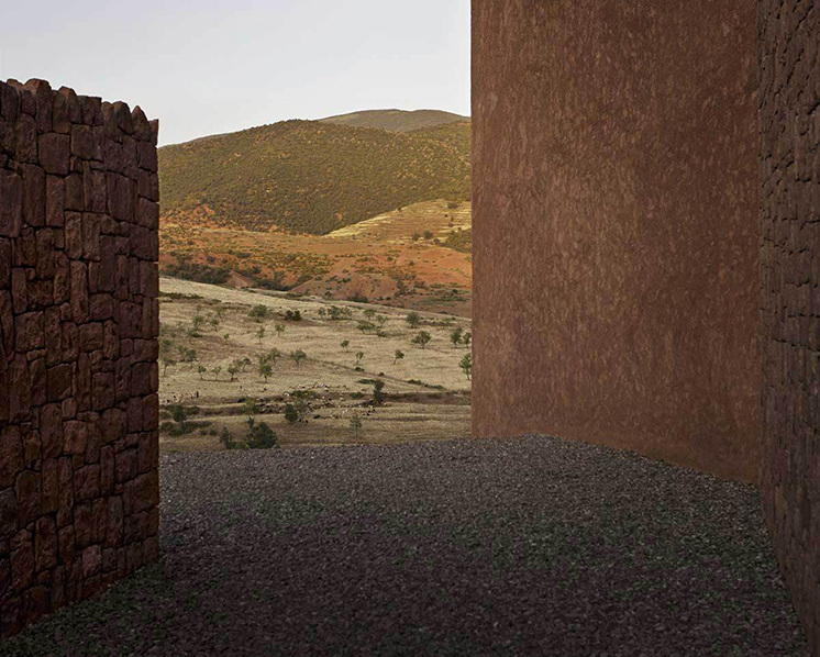 villa maroc par studio k 3
