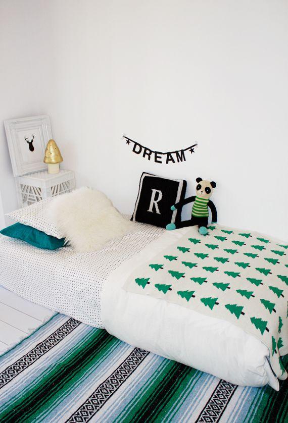 chambres d'enfant en noir et blanc par chiara stella home's blog 2