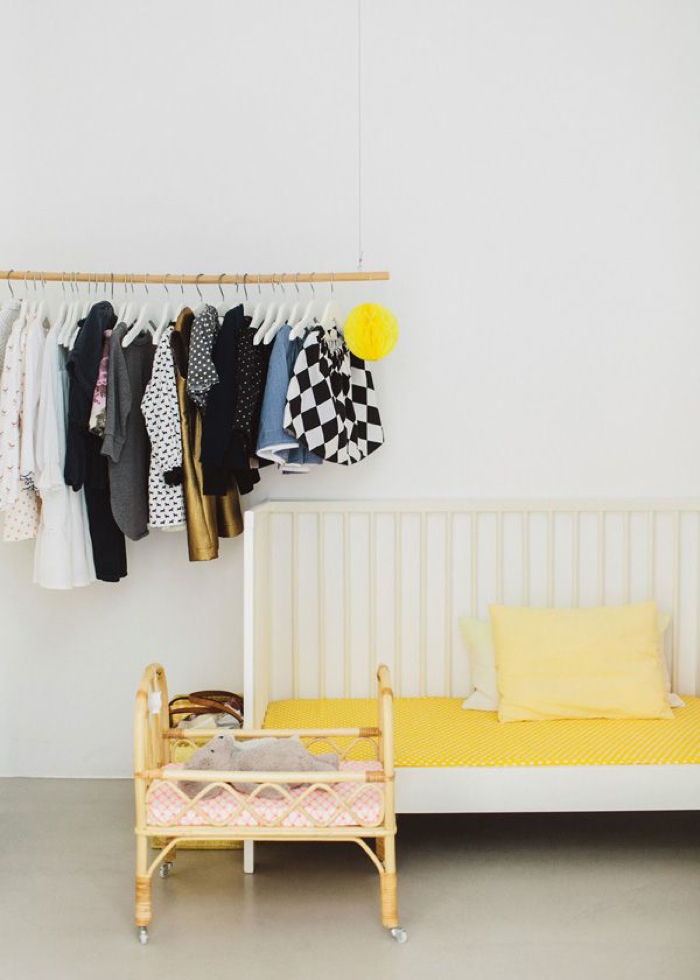 chambres d'enfant en noir et blanc par chiara stella home's blog 4