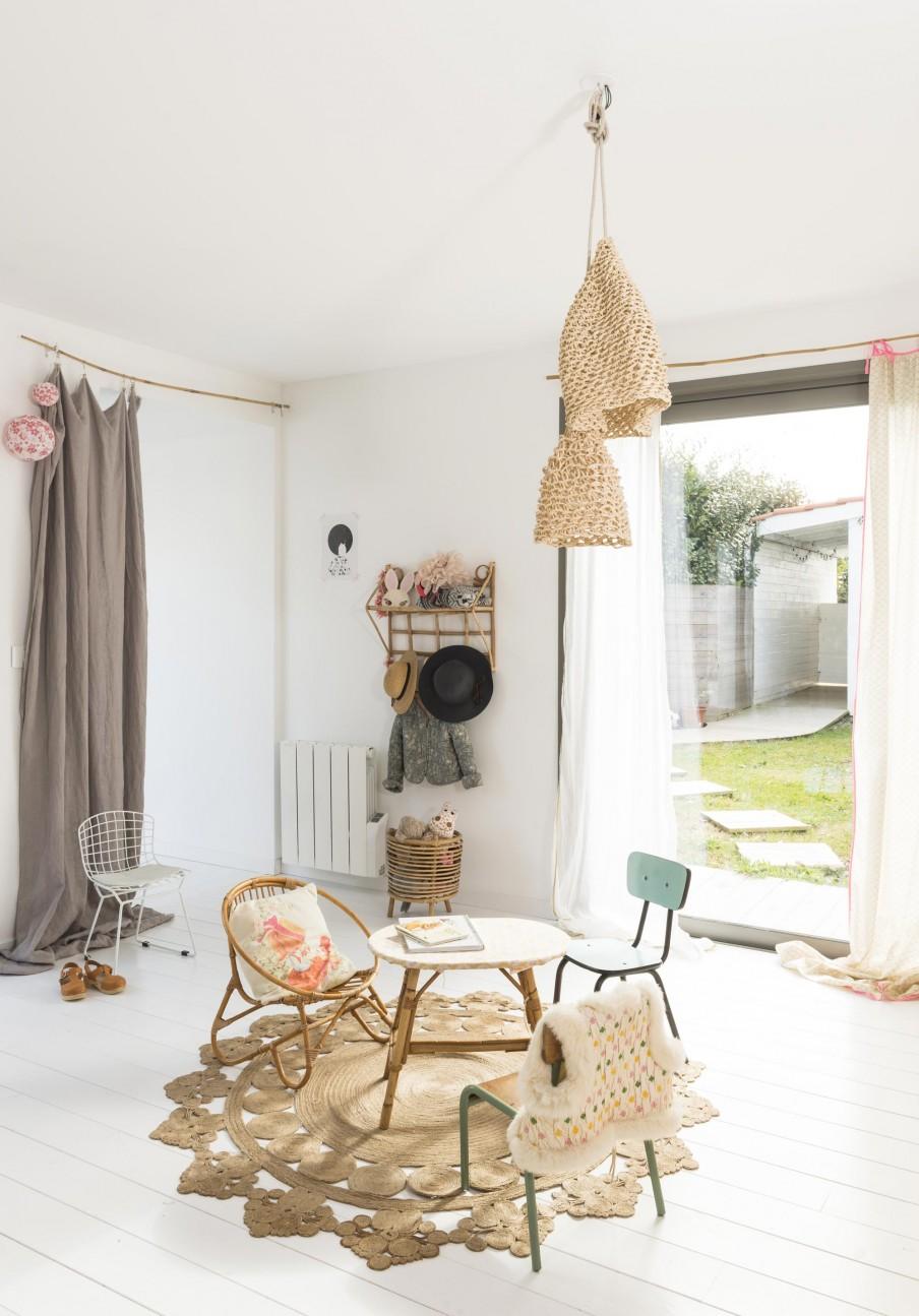 Chez-constance -et-dorian -biarritz-interieur bois-blanc10