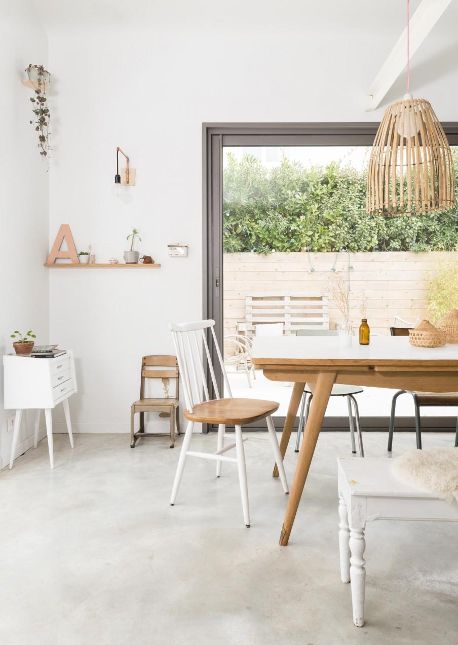 Chez-constance -et-dorian -biarritz-interieur bois-blanc4