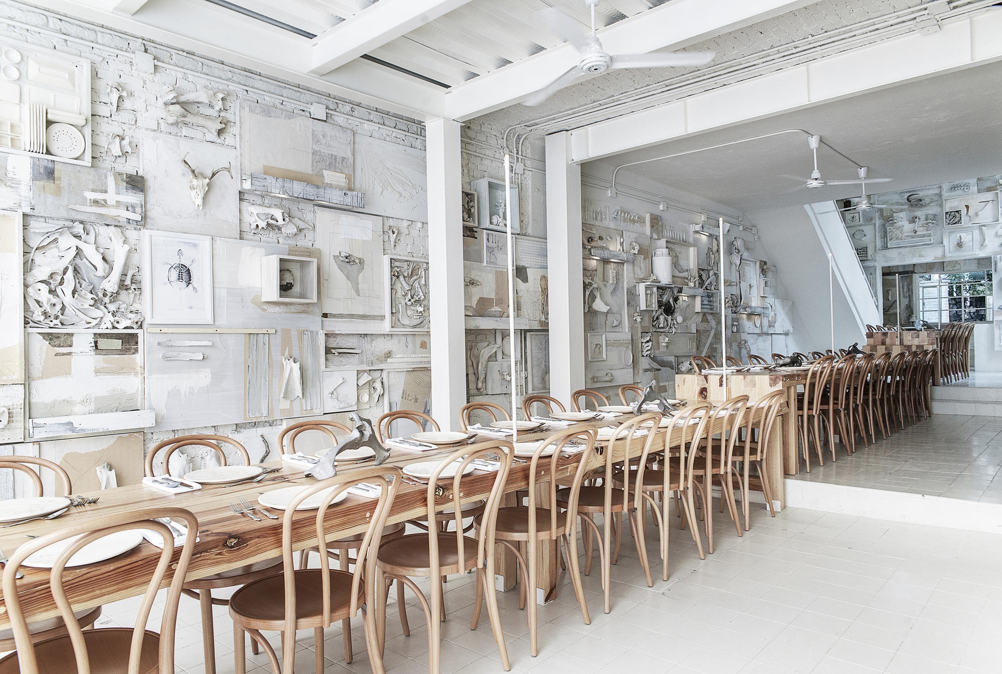 Hueso restaurant mexico chiara stella home 6