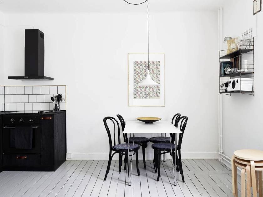 appartement -scandinave-noir -or-11