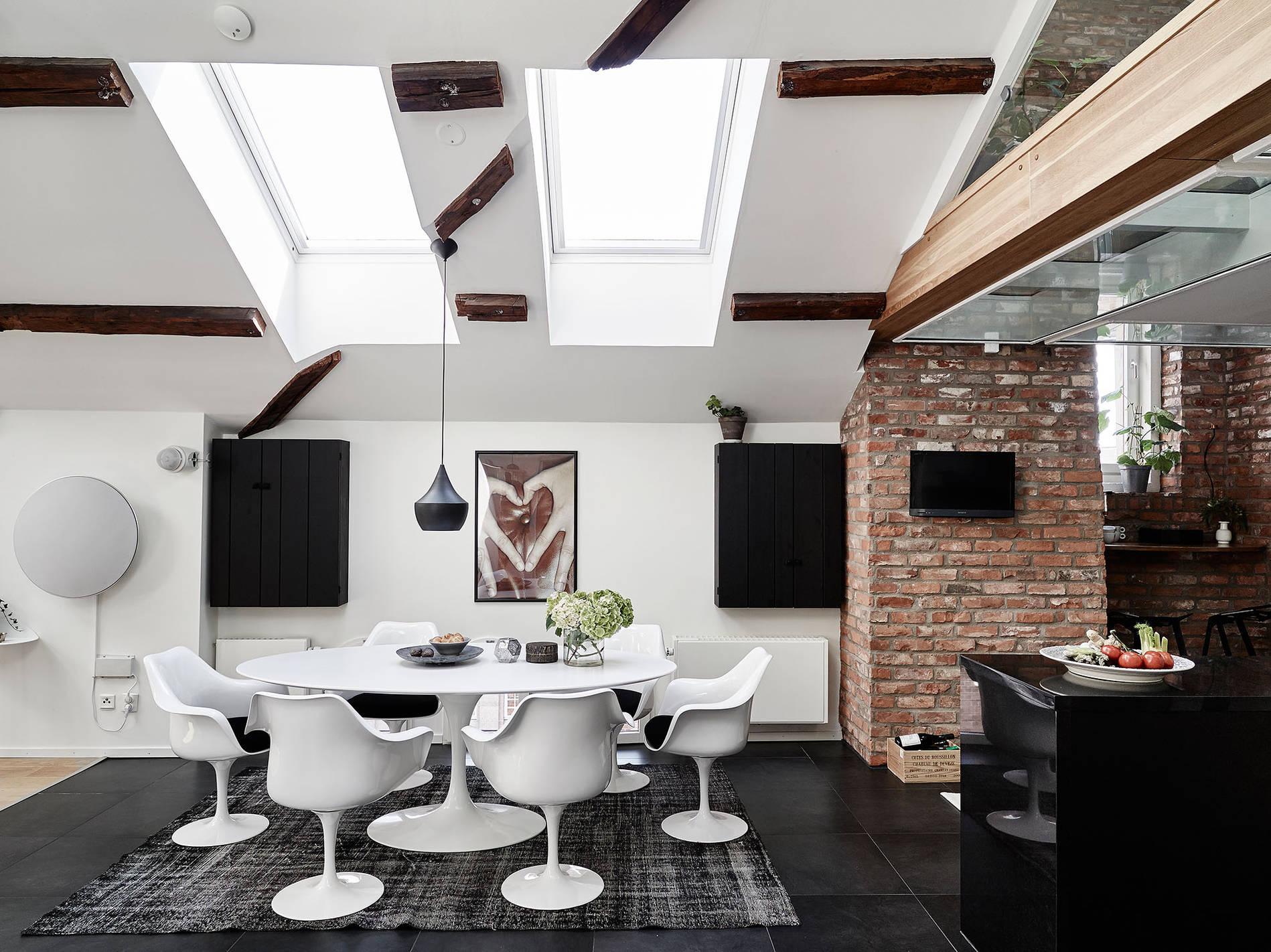 duplex mansarde | chiara stella home