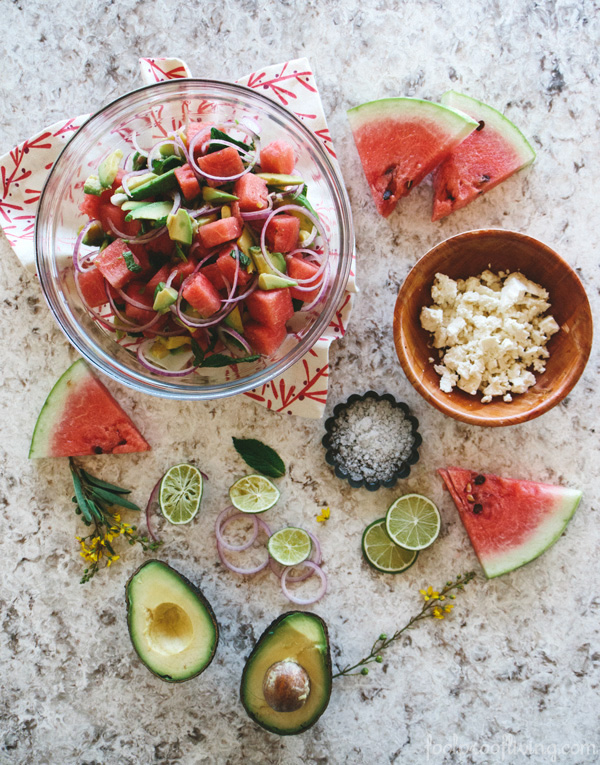 Watermelon-Avocado-and-Mint-Salad-with-Feta-9218