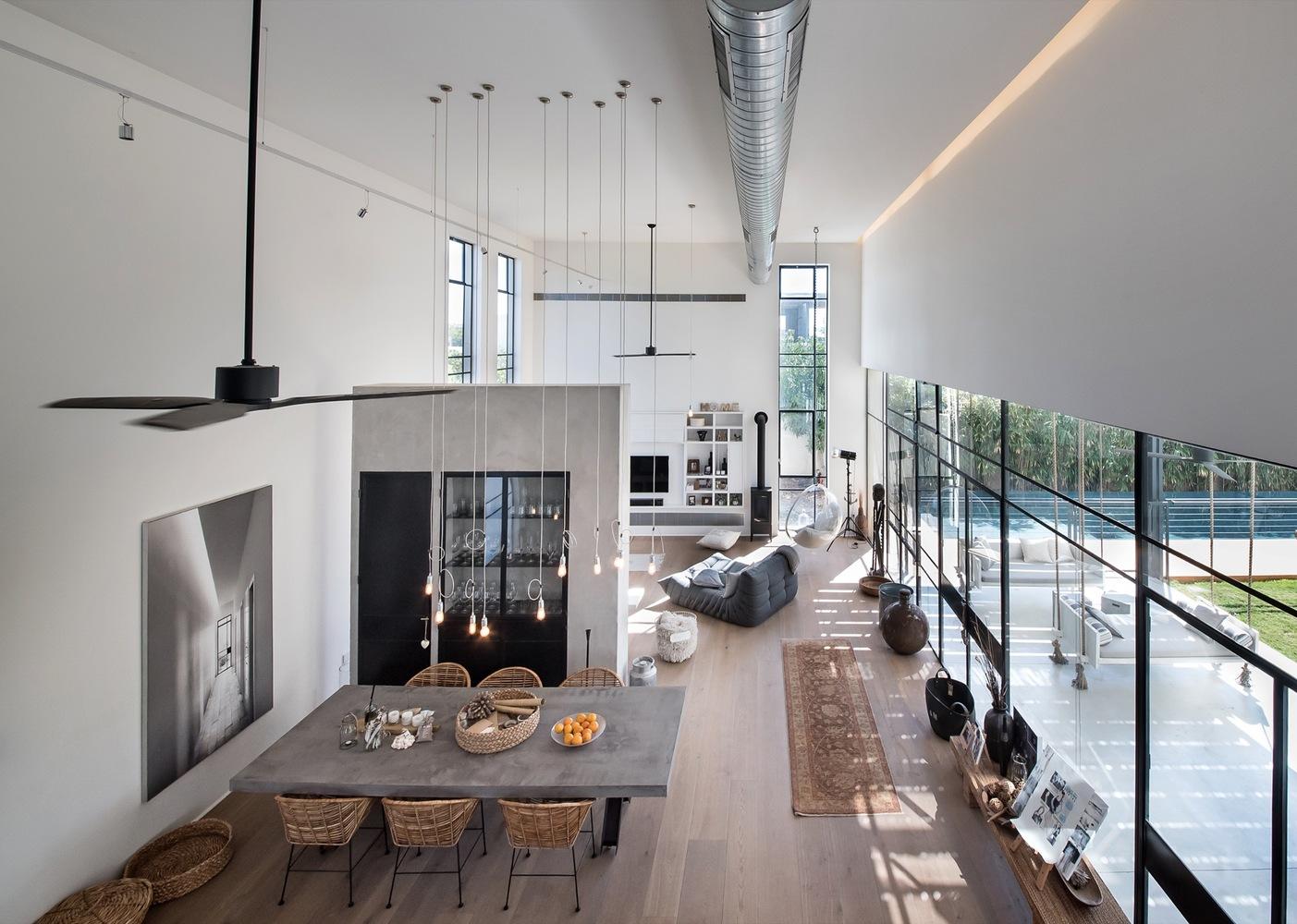 Family house in tel aviv chiara stella home for Interieur architect